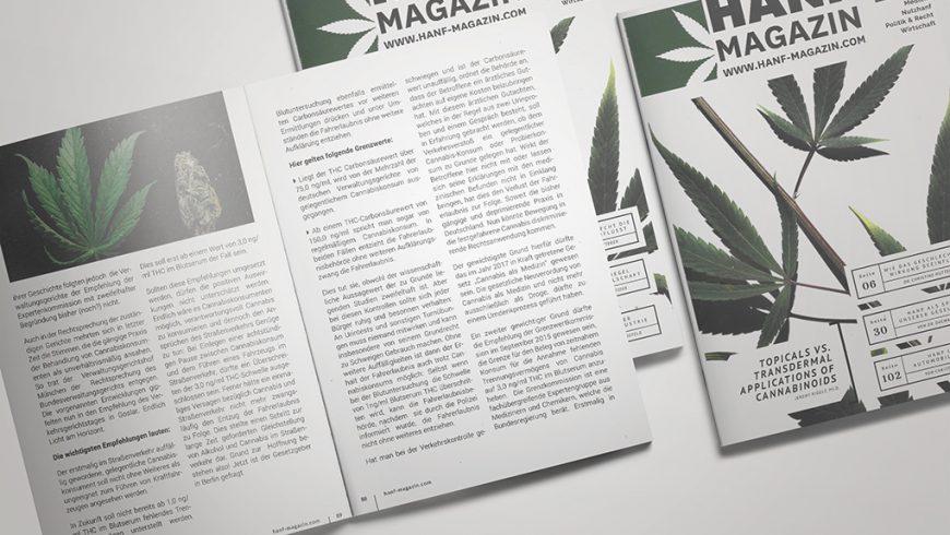 Fahreignung trotz Cannabiskonsums? – Ein Hoffnungsschimmer aus Goslar